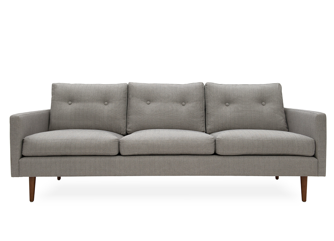 Betty 3-seater Sofa Fog
