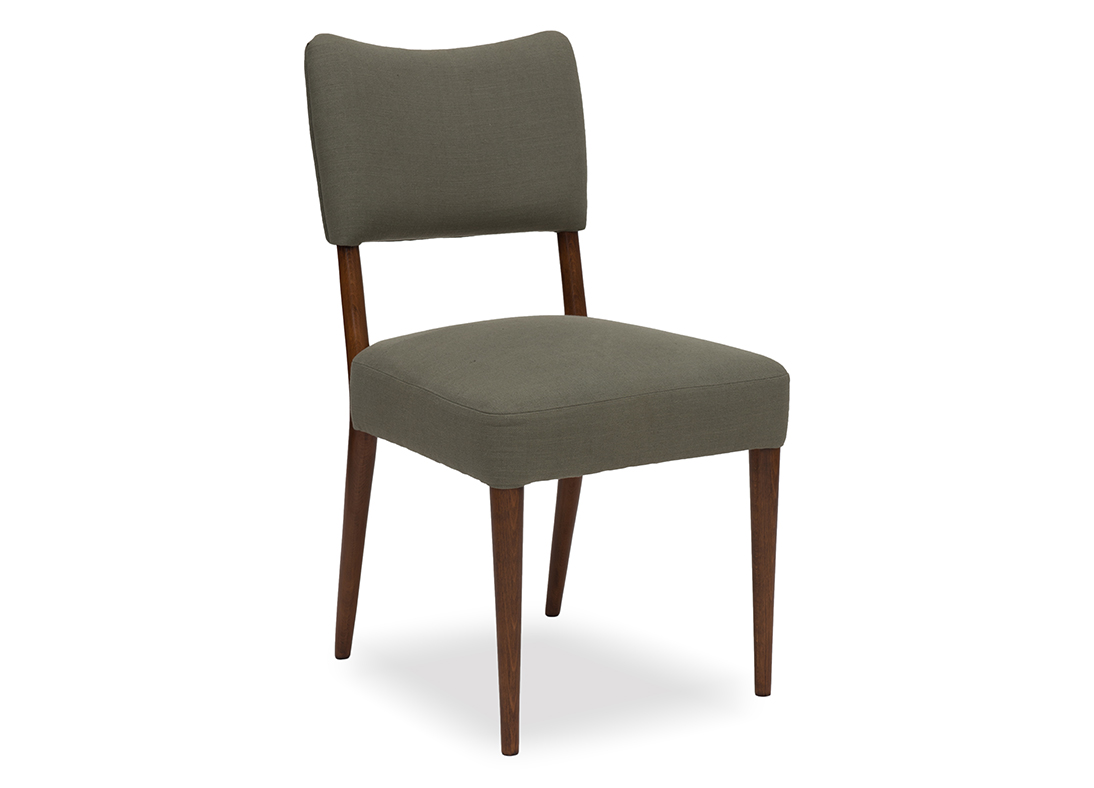 Bobo Dining Chair Basil Expresso Brown