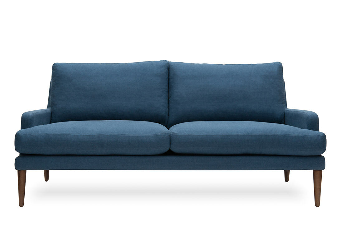Brooklyn 2-seater Sofa Denim