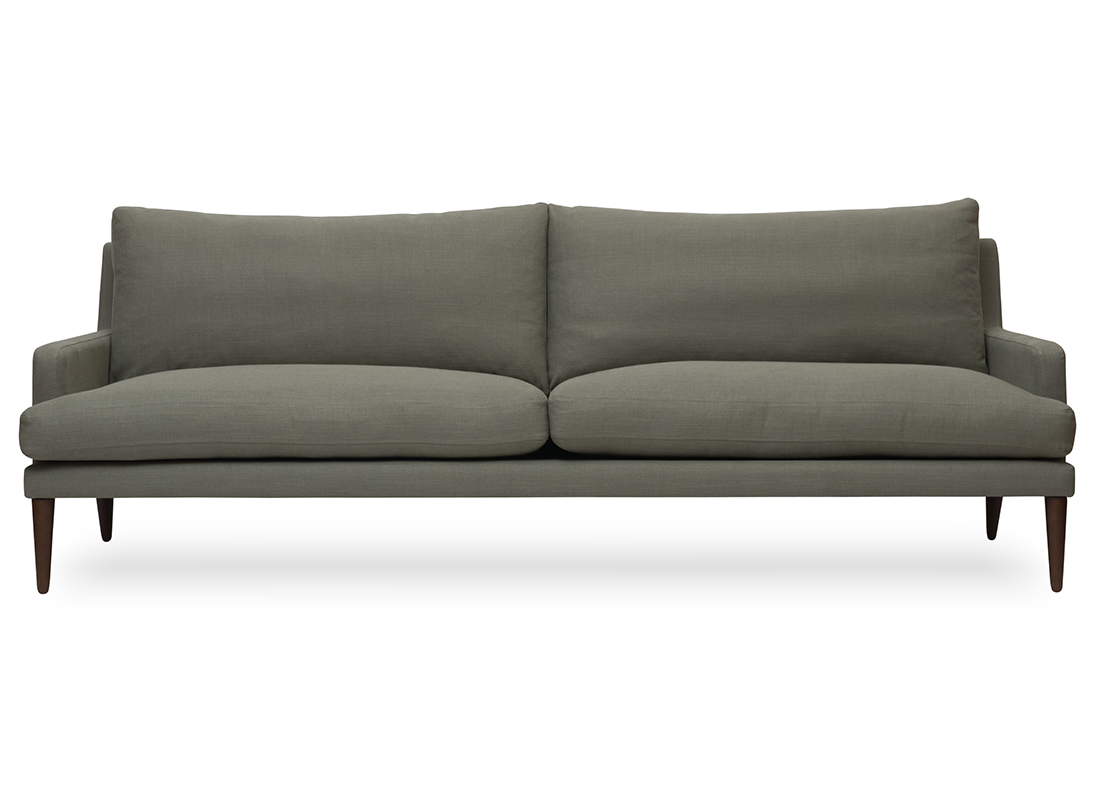 Brooklyn 3-seater Sofa Basil