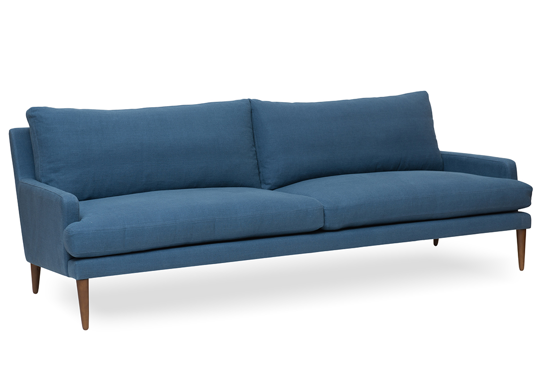 Brooklyn 3-seater Sofa Denim