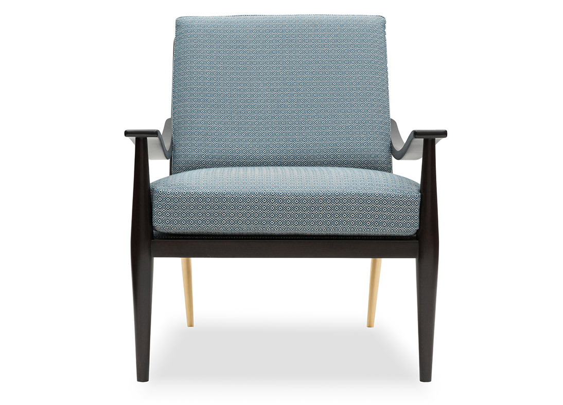 Caitlyn Armchair Apple Butter