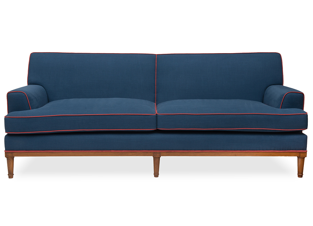 Chelsea 3-seater sofa Studio Denim