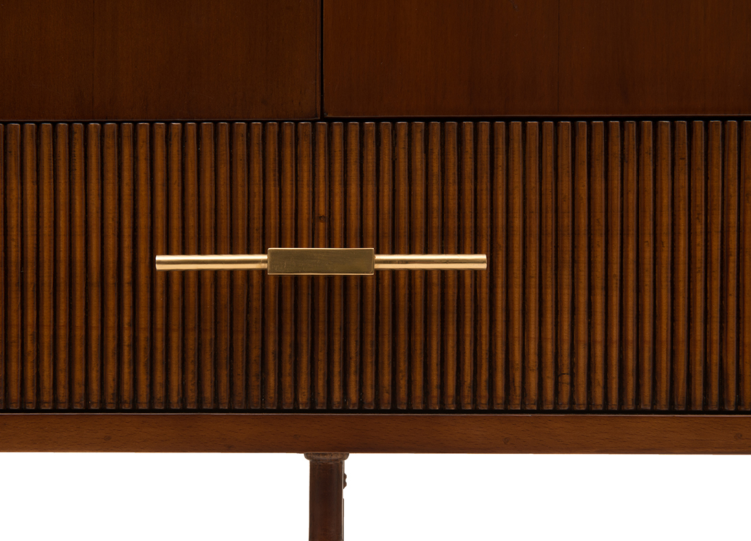 Gymkhana Sideboard Classic Brown