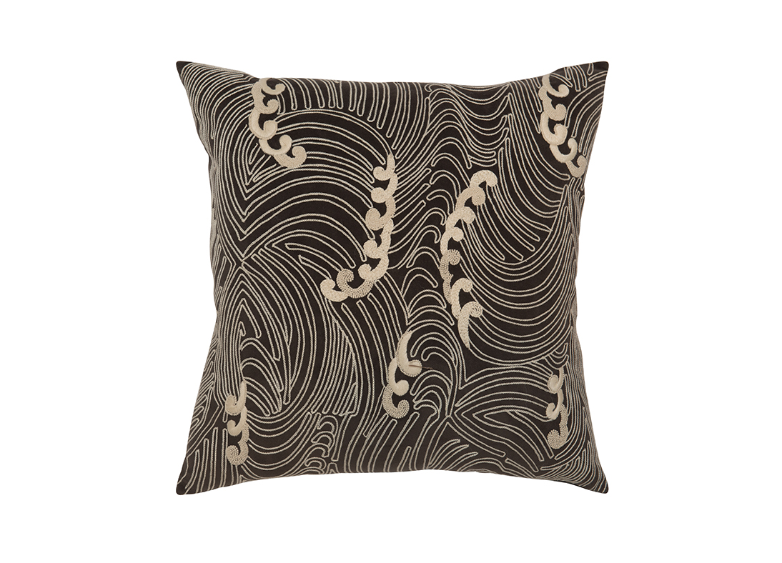 Ionian Pinecone Cushion