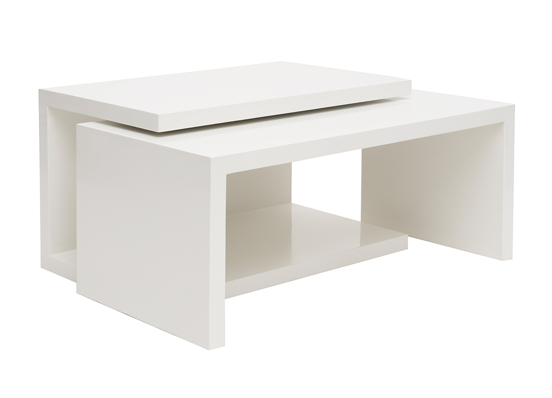 Link Coffee Table Snow White