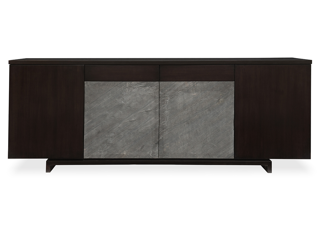 Braque Sideboard Weathered Black