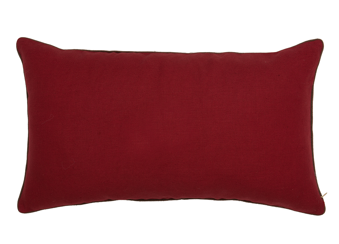 Scala Sky Ruby Long Cushion