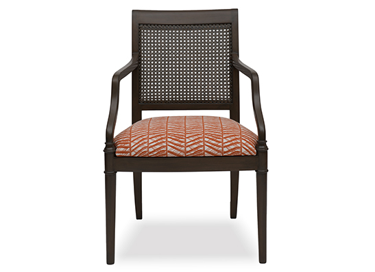 Kutch Chair Crimson