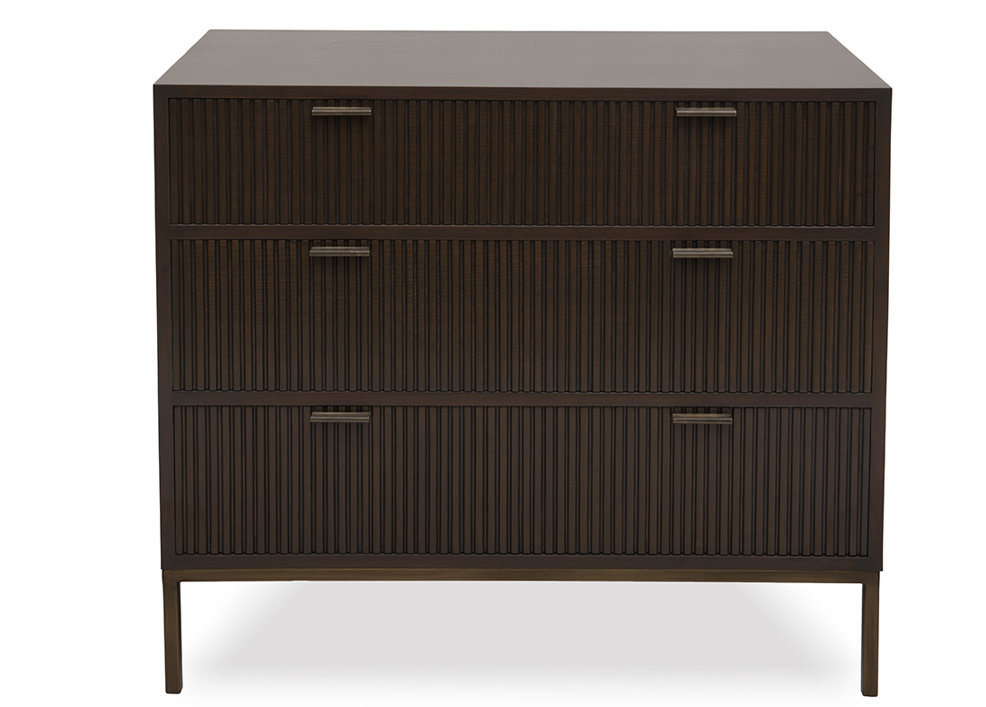Mandarin Chest of Drawers Graphite
