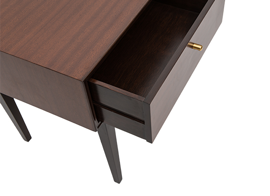 Noma Side Table Sapeli