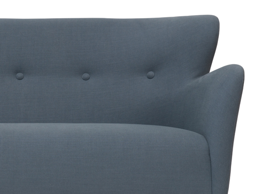 Peggy 2-seater Sofa Granite