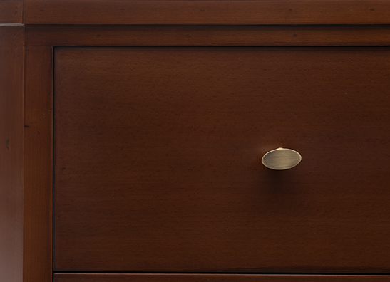 The Pierre Chest of Drawer Walnut