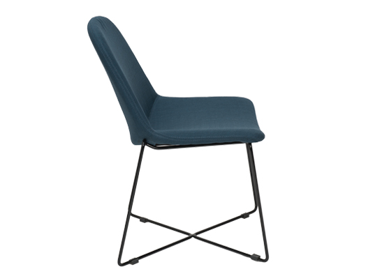Radcam Chair Prussian Blue