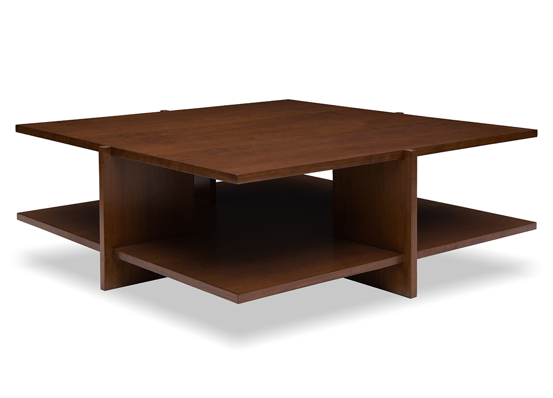 Town & Country Square Coffee Table