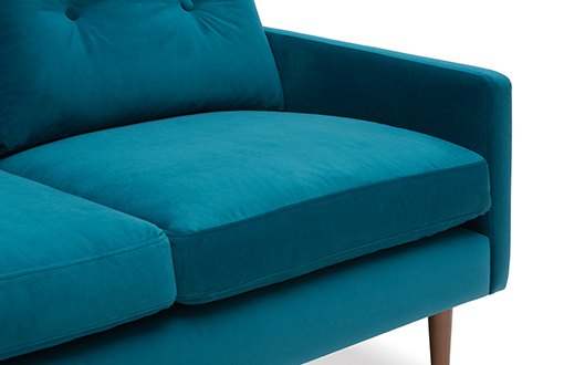 Betty 3-seater Sofa Mallard