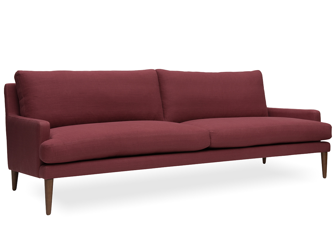 Brooklyn 3-seater Sofa Apple Butter