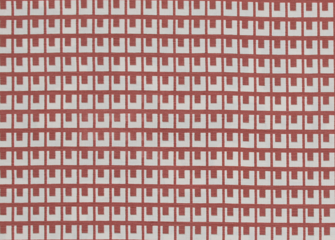 Fabric Kindu Garnet