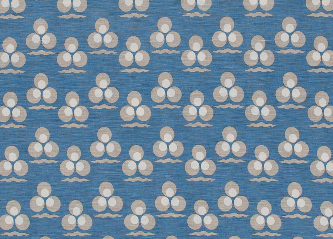 Fabric Luna Yale Blue