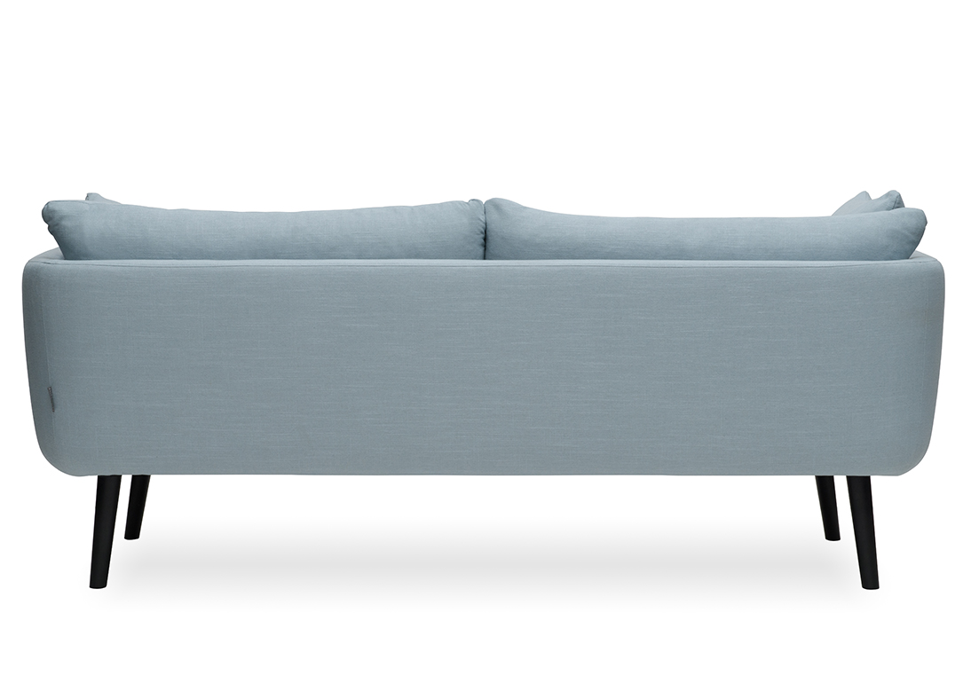 Oscar 2.5 Seater Sofa French Blue