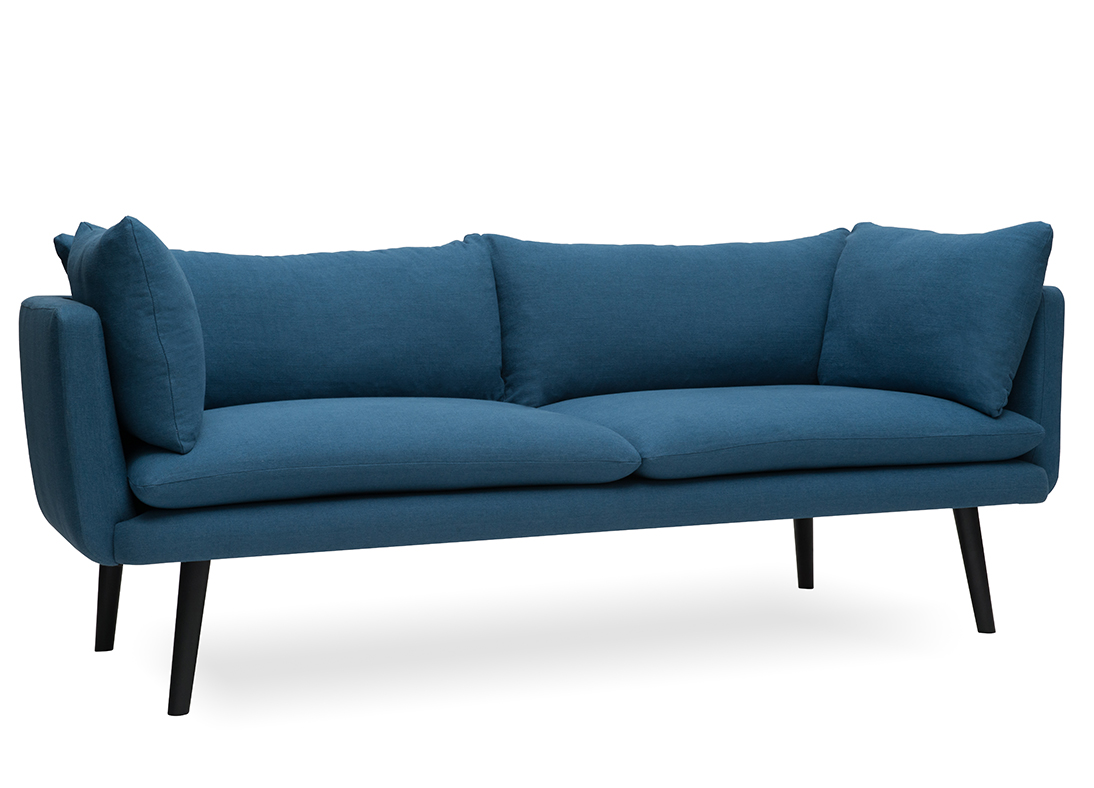 Oscar 2.5 Seater Sofa Ink