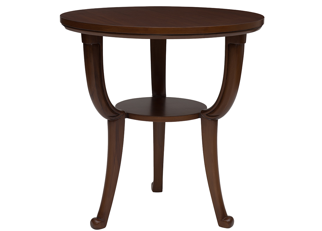 Masai Side Table Walnut